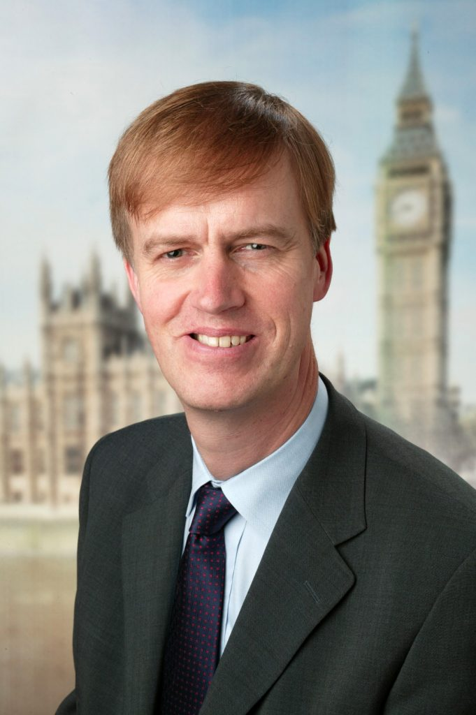 The Rt Hon Stephen Timms, MP for Newham